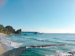 Shimoda Izu, Ohama beach